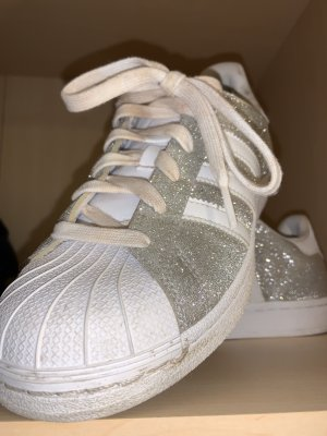 Glitzer Adidas Superstars
