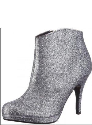 Glitzer Ankle boots NEU