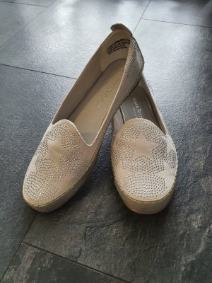 Marco Tozzi Classic Ballet Flats light grey