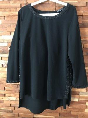 Sabra Blouse longue noir