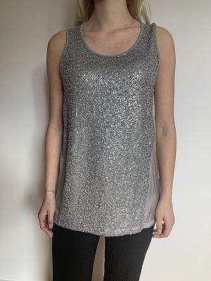 Glitzer Bluse/Shirt von Betty Barclay, Gr. 38