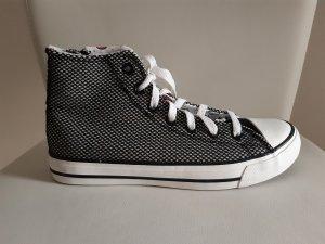Young Spirit Chaussure skate argenté-noir