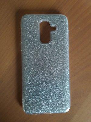 Amazon fashion Custodia per cellulare argento-grigio chiaro