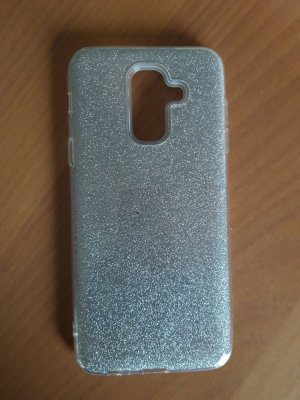 Amazon fashion Hoesje voor mobiele telefoons zilver-lichtgrijs