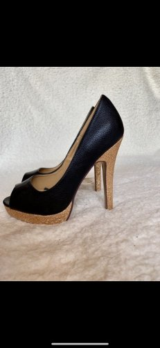 Glitzer High Heels