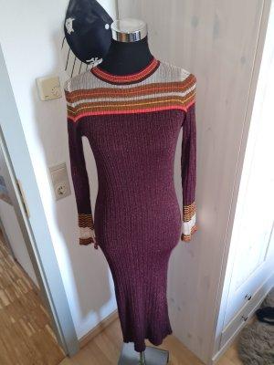 Glitzer Kleid fällt aus wie M