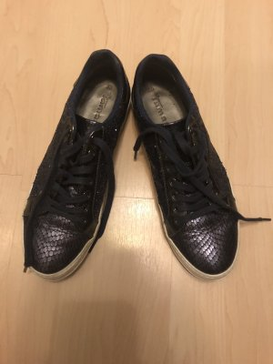 Glitzer low Sneaker
