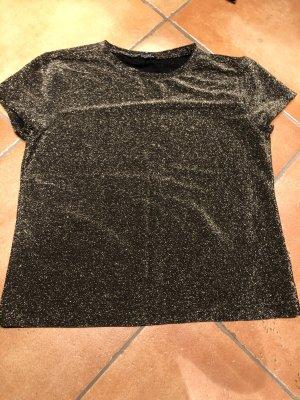 CoolCat T-shirt oro-nero
