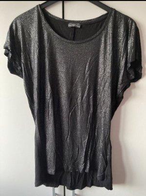 C&A Yessica T-shirt czarny-srebrny