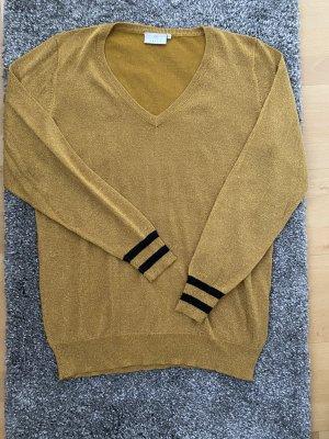Kaffe Oversized Sweater sand brown