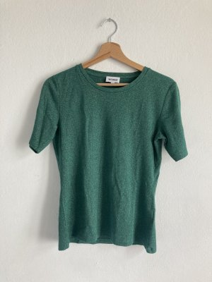 Weekday T-shirt verde