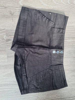 Muse Denim Shorts black
