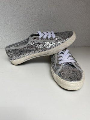 Glitzer Sneaker Pepe Jeans