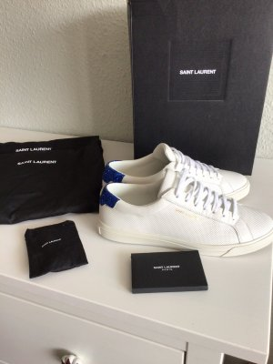 Glitzer Sneaker Saint Laurent
