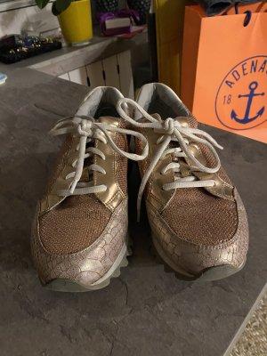 Glitzer Sneaker von Tamaris  39 Gr.