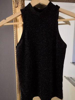 Sheinside Neckholder Top black
