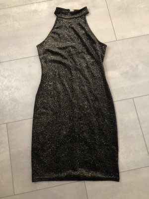 New Look Robe courte noir