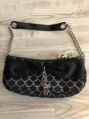 Glitzernde Abendtasche von Paris Hilton