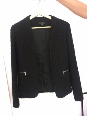 1.2.3 Paris Blazer Tweed negro