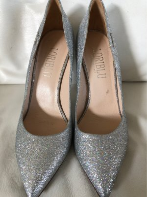 Glitzernde Pumps LORIBLU, Gr. 38