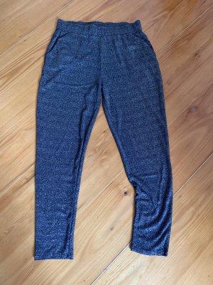Only Pantalon de jogging argenté-gris foncé