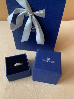 Glitzernder Ring von Swarovski