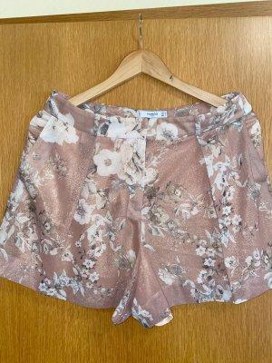 Glitzernder Shorts