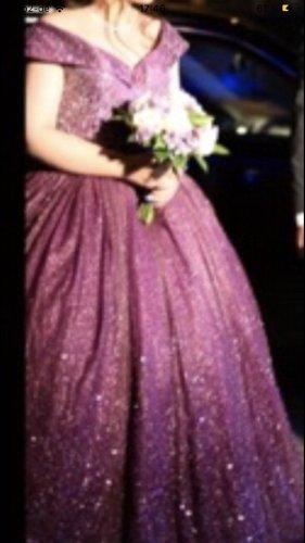 Suknia balowa Wielokolorowy
