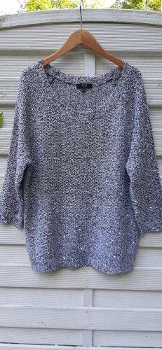 1.2.3 Paris Kraagloze sweater veelkleurig