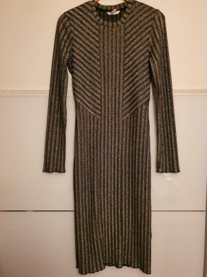 Woman for H&M Longsleeve Dress gold-colored