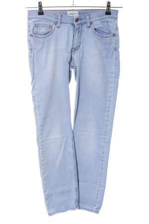 Global Funk Slim Jeans blau Casual-Look
