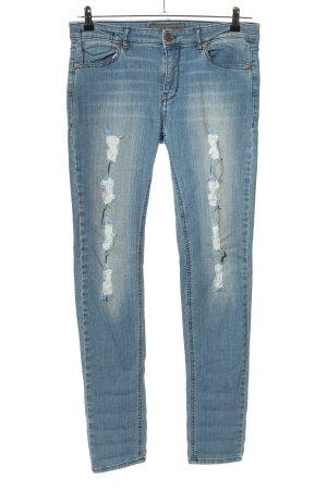 Global Funk Straight-Leg Jeans