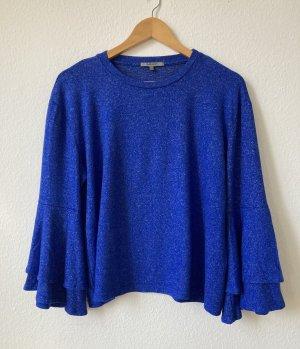 Basement Pull kimono bleu