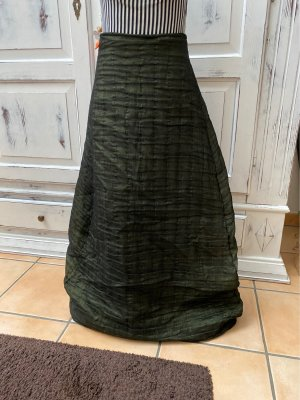 Glockenrock grün