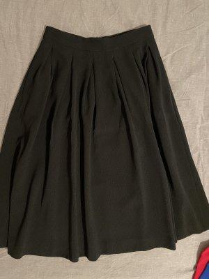 Glockenrock in schwarz