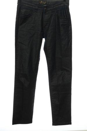 Glööckler Jeans skinny nero stile casual