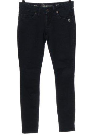 Glücksstern Tube Jeans blue casual look