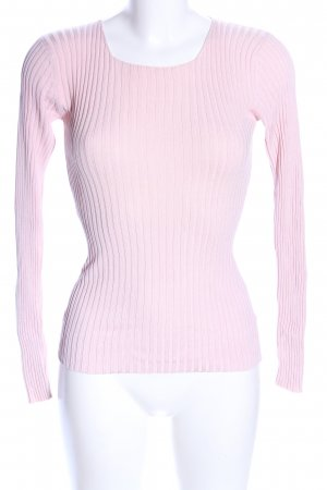 Rippshirt pink Casual-Look