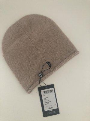 Gobi Cappello in tessuto beige