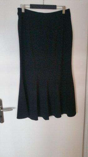 Falda tulipán negro