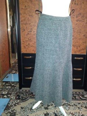 Heine Godet Skirt white-black