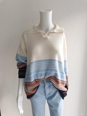 Göggel 46 Cardigan Strickjacke Oversize Pullover Hoodie Sweater Pulli True Vintage