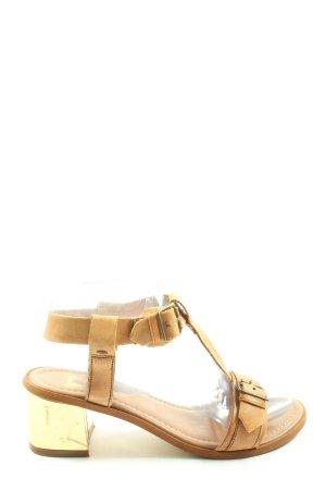 Görtz 17 High Heel Sandaletten braun Elegant