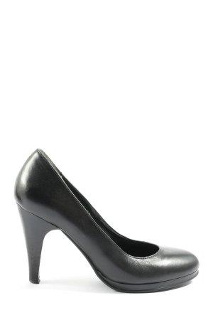 Görtz 17 High Heels schwarz Casual-Look