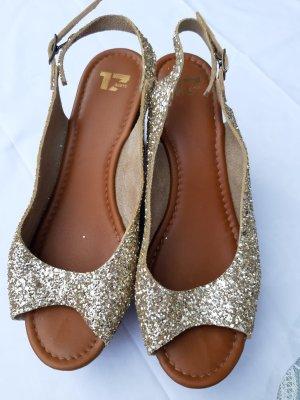 Görtz 17 - Keilabsatz Sandale