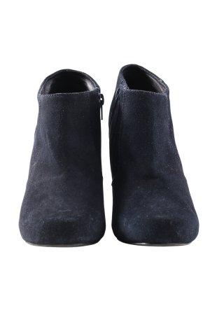 Görtz 17 Reißverschluss-Stiefeletten schwarz Casual-Look