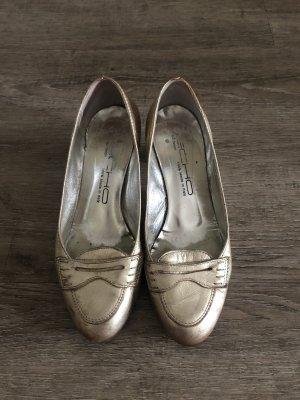 Echo Loafer argento-bronzo