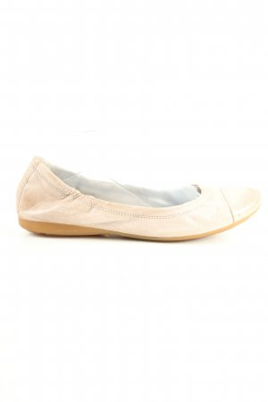 Görtz Shoes Foldable Ballet Flats cream casual look