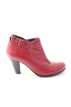 Görtz Shoes Booties pink Casual-Look