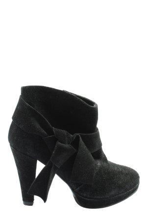 Görtz Shoes Booties schwarz Business-Look